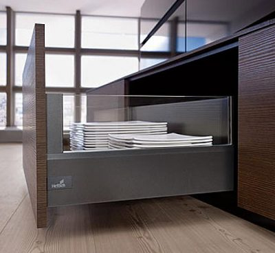 Drawer-runner